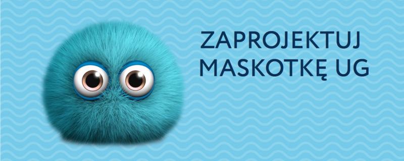 Zaprojektuj maskotkę dla Uniwersytetu Gdańskiego i wygraj 3000 zł!