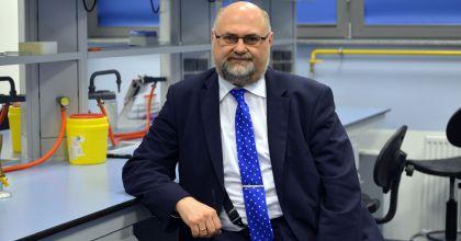 Profesor Grzegorz Węgrzyn