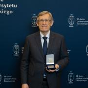 prof. dr hab. Jerzy Bohdanowicz