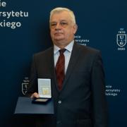 prof. dr hab. Józef Szmeja