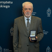 prof. dr hab. Zbigniew Tukaj