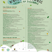 Bioróżnorodność - rewers