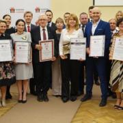 Gala - Uczelnia Liderów 2018