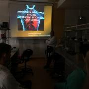 Zajęcia dla uczniów II LO w Sopocie